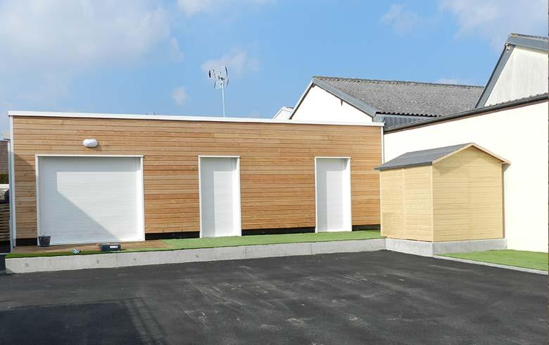 maisons individuelles caen habitat en construction modulaire citeden. Black Bedroom Furniture Sets. Home Design Ideas